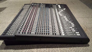 Mackie 24 Channel 8 Buss Mixer with P/S