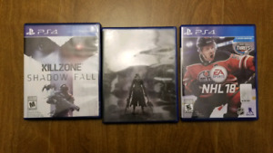 Great Ps4 Games