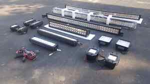 CREE LED LIGHT BARS AND PODS
