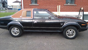 AMC  EAGLE LIMITED 1981  4 ROUES MOTRICES