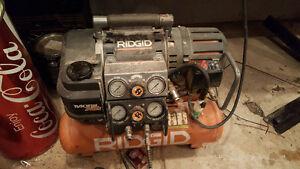 Rigid Air Compressor Stratford Kitchener Area image 1