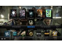 FireTV with KodiTv fully loaded and Modro