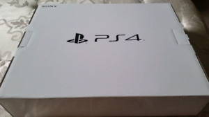 Brand new sealed Ps4 slim 1tb console with controller
