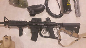 Paintball set for sale London Ontario image 1