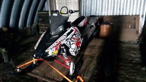 2012 Polaris RMK Assault 800 for sale