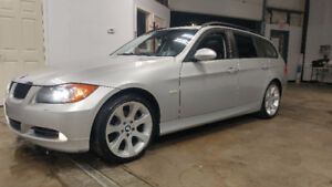 2007 BMW 3-Series 328xi Wagon 6 SPD Manual, ***NEW CLUTCH***