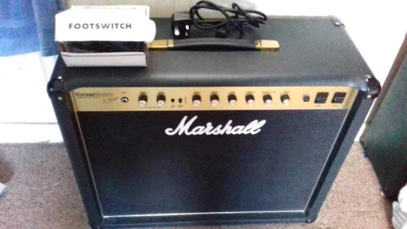Marshall all valve Vintage modern combo amplifier England guitar amp | in  Northallerton, North Yorkshire | Gumtree