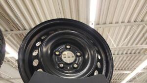 """14"""" Nissan steel wheels"""