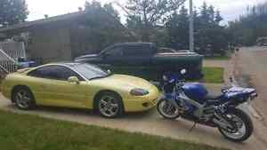 Reduced for fast sale dodge Stealth twin-turbo 6 speed