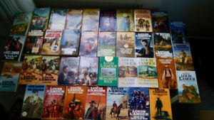 Louis L'Amour Paperback Novels