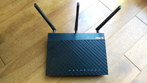 ASUS RT-N66U Dual band Wi-Fi router