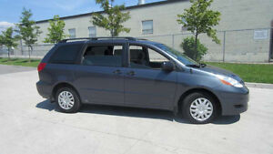 2007 Toyota Sienna, Auto, Only 165000km, 3 /Y Warranty available