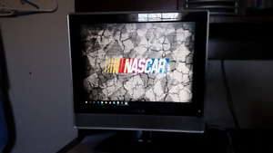 "1 Insignia 15"" tv. Great for pc monitor"