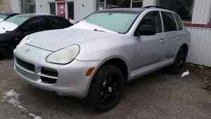 2005 Porsche Cayenne S for sale London Ontario image 1