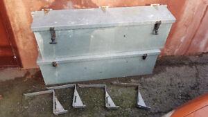 boîtes de remorque Maxi-Roule 72120