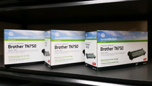 Brother TN750 toner cartridge