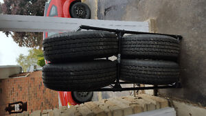 Cooper Weather Master snow tires