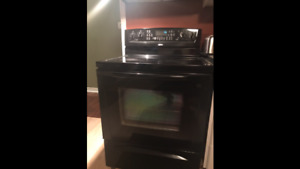 Whirlpool Gold Series Electric Stove