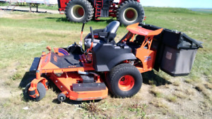 "Bad Boy Mower, 61"" Outlaw XP w/bagger - Season End Blowout!"