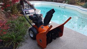 Souffleuse Columbia (puissant 12 hp / 33 po) starter électrique