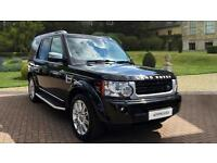 2012 Land Rover Discovery 3.0 SDV6 HSE Luxury 5dr Automatic Diesel 4x4