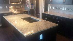 GRANITE COUNTERTOPS - Installed in just 7 Days ** ED Edmonton Edmonton Area image 3