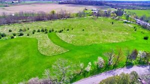 Beautiful country property awaiting your Dream Home to be built!