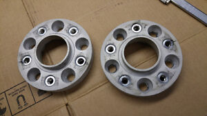 E46 BMW Wheel Spacer
