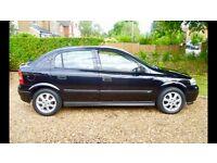 Vauxhall Astra 1.6 COMFORT, Very Long MOT, Full Service History, Alloys