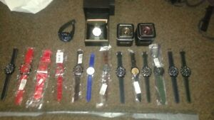 Collection of 17 Watches