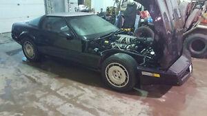 1985 Corvette 350