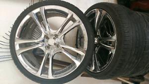 18 inch low profile rims