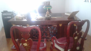 Magnifique bureau executif ministériel