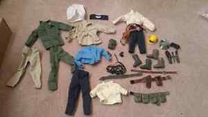 1:6 Scale action figure  army clothing accessories