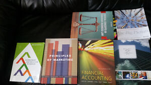 Textbooks for cheap price (all in excellent condition)