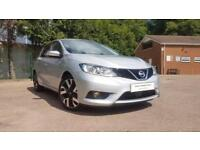 2017 67 Nissan Pulsar 1.5 dCi Tekna Diesel Manual with Navigation
