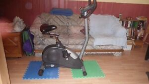 Upright excercise bike for sale