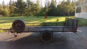 Trailer 5'x10' for sale