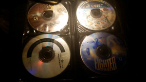 32 Pack of PC games