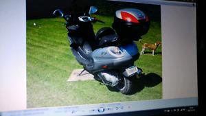 Piaggio x9 500cc 2007.