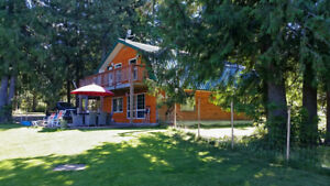 Live and work in a valley in the mountains - acreage for sale