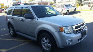 2008 Ford Escape XLT SUV, Crossover. Certified and e.tested.
