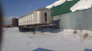 Dump Trailer, Pickup head, Plow