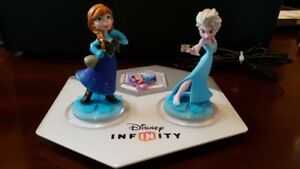 Disney Infinity Console, Game and Figures