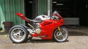2012 Ducati Panigale 1199S