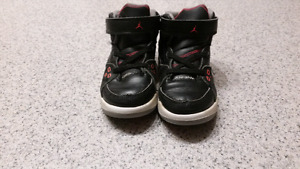 Jordan's Basketball Shoes - Kids size 10C