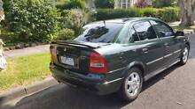 2001 Holden Astra Auto Sedan for sale with RWC and Rego Burwood Whitehorse Area Preview