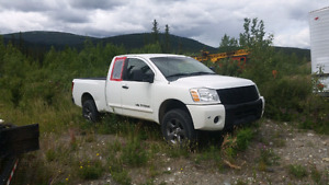 Nissan titan for sale