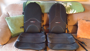 2 Obusforme Seat Cushion and Seat Backs
