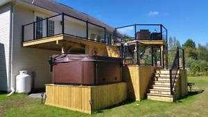 Colby Construction - Decks, Fences & more